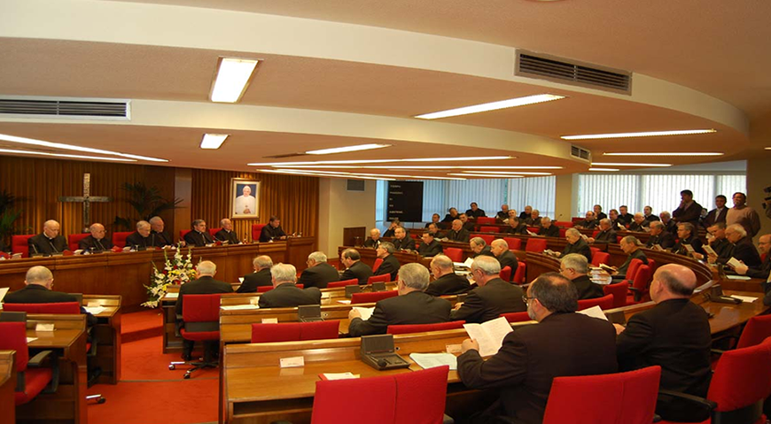 2014-03-26 conferencia episcopal