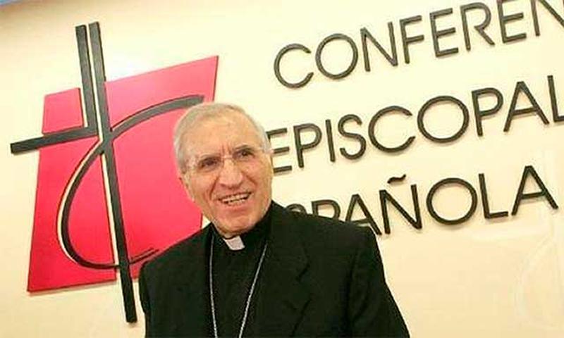 El cardenal Rouco Valera