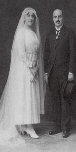 Francisco Martínez, el día de su boda