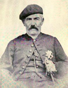 Don Emeterio Iturmendi y Barbarin, General de las tropas carlistas