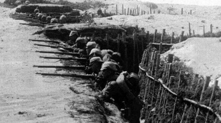 2014-06-17 trincheras en la primera guerra mundial
