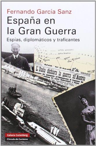 2014-07-28 portada España en la gran guerra