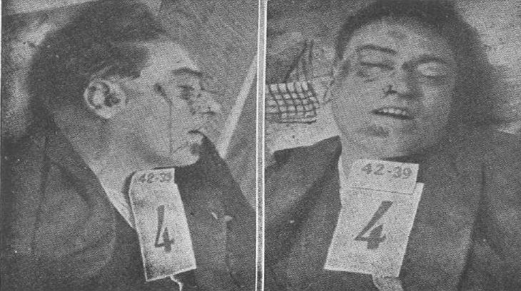 El padre dominico José Gafo Muñiz, (uno de los católicos más comprometidos con el movimiento obrero) muerto por el terror rojo en 1936
