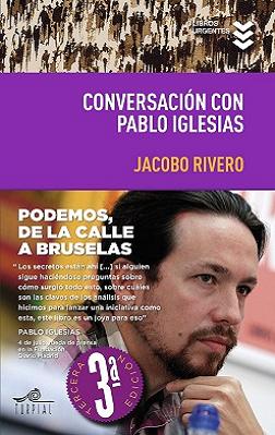 Portada del libro Conversaciones con Pablo Iglesias