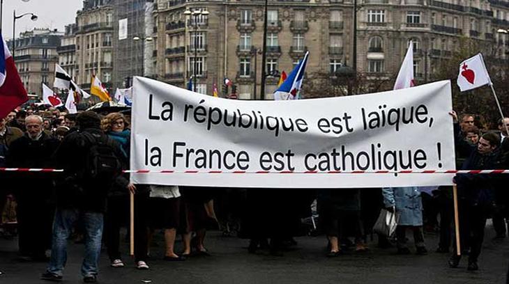 La Francia católica