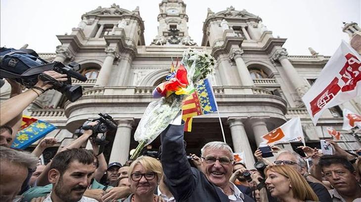 2015-06-14 JOAN RIBÓ alcalde valencia