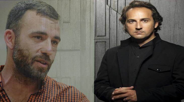 Ignacio Murgui e Iker Jimenez