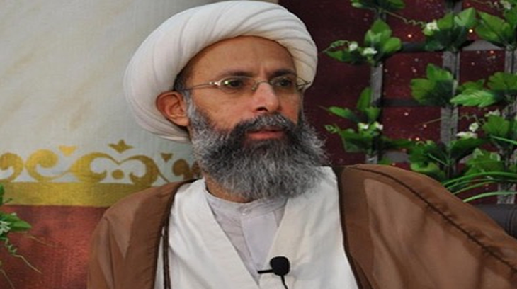 El jeque Nimr Baqr al-Nimr, fue ejecutado el 2 de enero de 2016 por «sedición, llamado al derrocamiento del Estado y desobediencia al imam del reino y a su gobernador».