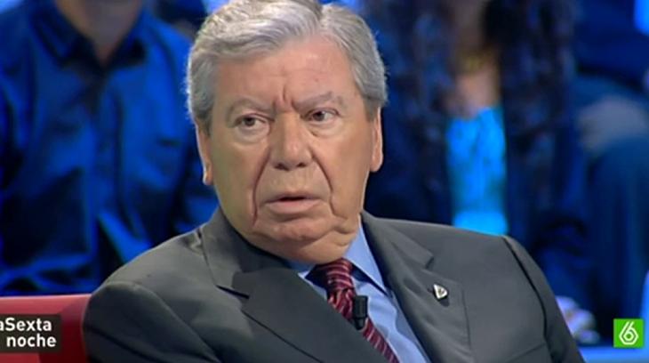 Jose Luis Corcuera, ex ministro socialista.