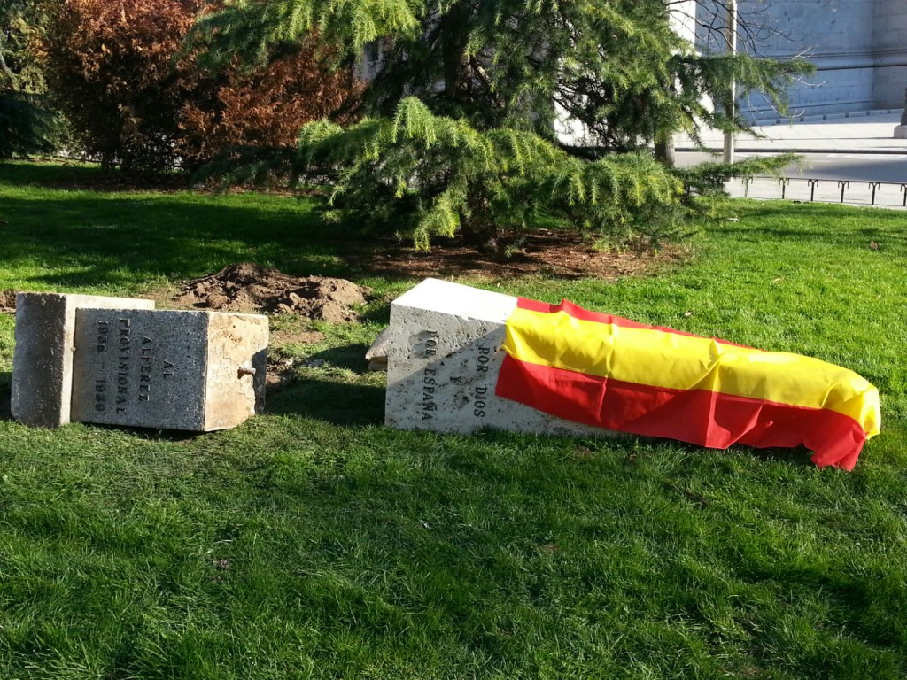 MONUMENTO AL ALFEREZ PROVISIONAL