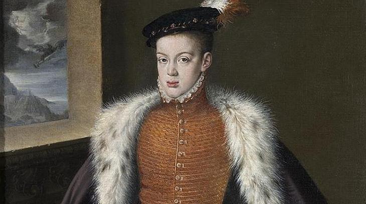 El mito del Príncipe Don Carlos, otro leyenda más contra España.