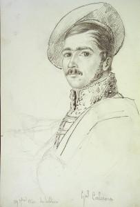 General Cabrera, por Didier Petit De Meurville