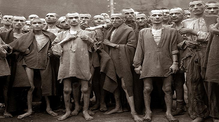 Poca diferencia había entre los campos de concentración nazis y los comunistas.