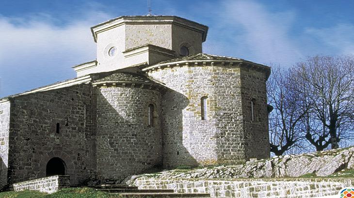 Santuario de San Miguel de Aralar