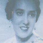 Magda, la hija de Margarita