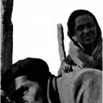 Fotografía con un miliciano