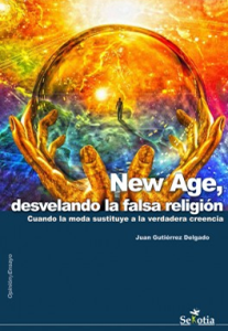 Portada de New Age, desvelando la falsa religión