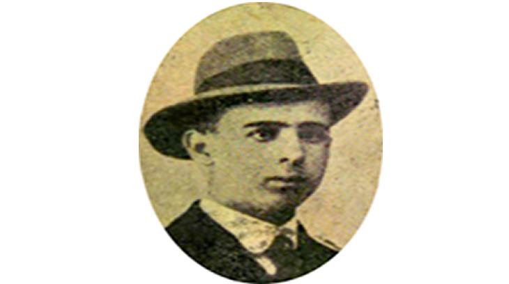 Manuel Gavín Sagardía (Foto: Vade Mecum Jaimista, volumen VI, de junio de 1912. Pág. 465. Fondo: Biblioteca Pérez- Roldán)