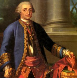 Pedro Pablo Abarca de Bolea (1719 —1798), X Conde de Aranda