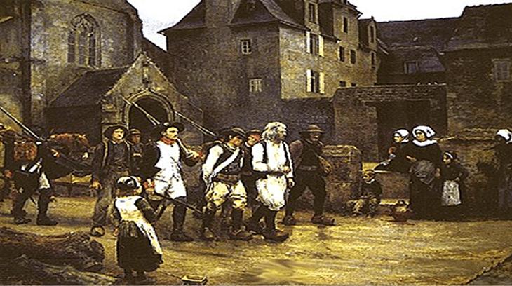 Por defender sus principios católicos y monárquicos la Vendée fue aplastada durante la Revolución Francesa, después la memoria histórica trató de ocultar su existencia.