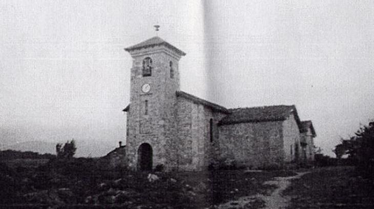 Antigüa Iglesia Parroquial de Landa (Álava)