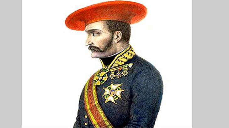 El general carlista Don Tomás de Zumalacárregui.