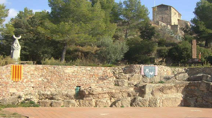 Santuario ecológico de Gallifa