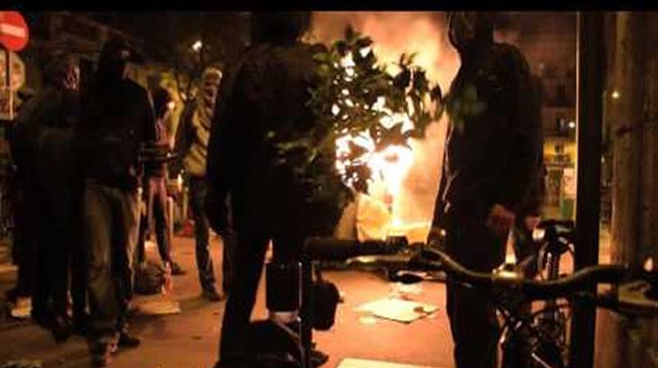 Los disturbios en Gràcia (Barcelona) tienen en la violencia su principal protagonista.