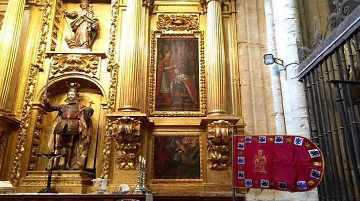 Capilla de San Fernando de la Santa Iglesia Catedral de Palencia