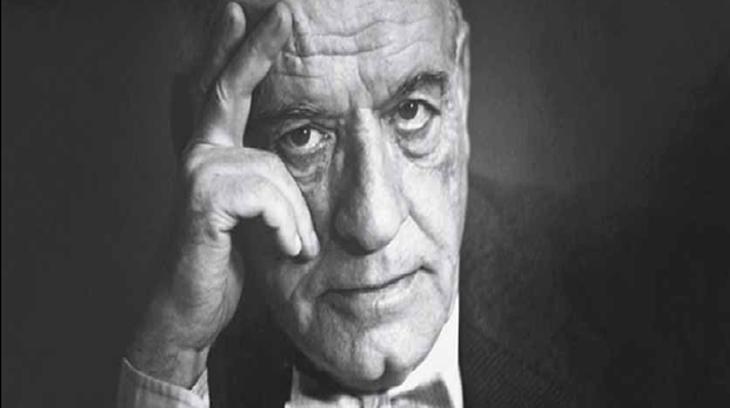 El pensador y filósofo español Jose Ortega y Gasset.