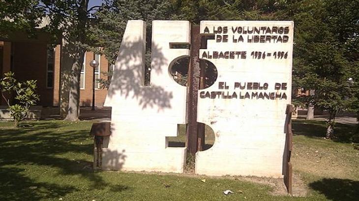 Albacete, sede del Cuartel General de las Brigadas Internacionales.