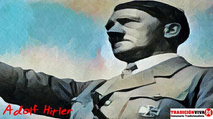 Adolf Hitler encontró en Pío XII a uno de sus principales enemigos.