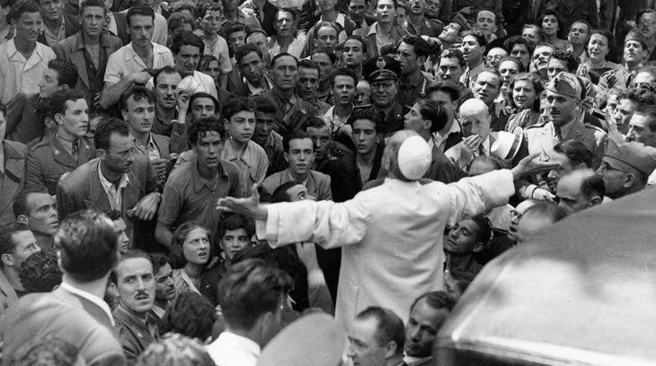 Pio XII salvo a miles de judios.